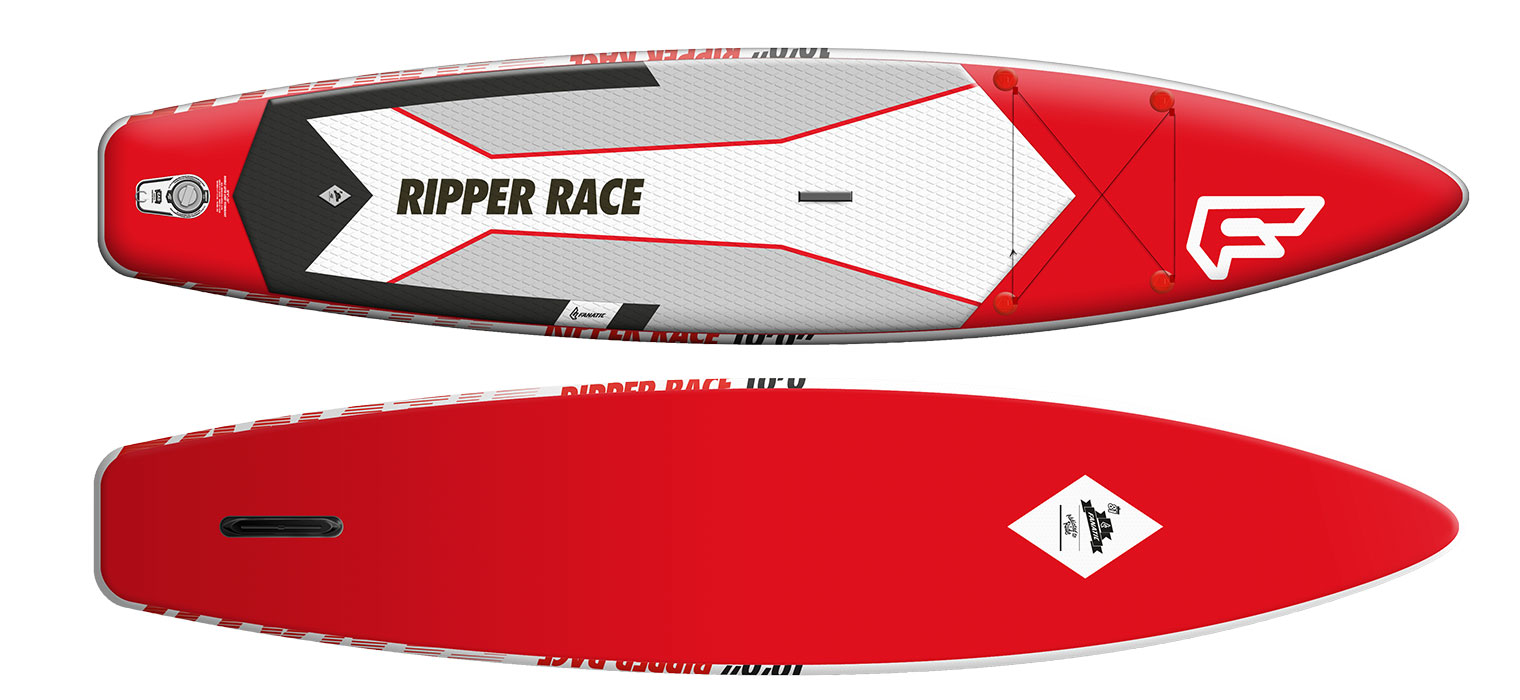 BOARD FANATIC SUP RIPPER AIR and RIPPER