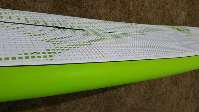 BOARD EXOCET WINDSUP AST 11.8