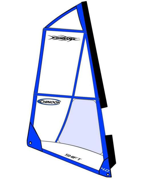 SAIL CHINOOK SHIFT WINDSURF and SUP